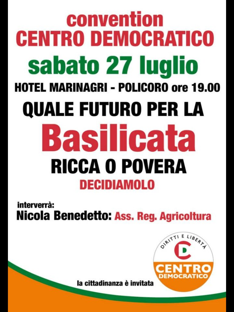 Convention_CD_policoro