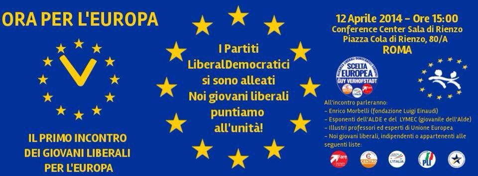 Ora per l'europa